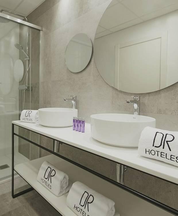 Baño Apartamento Dos Ríos Hotel Dos Ríos Ainsa