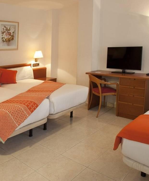 Hostal Dos Rios Hotel y Apartahotel Dos Ríos Ainsa